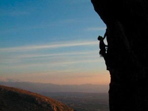 escalade et aventure dans la Sierra Nevada