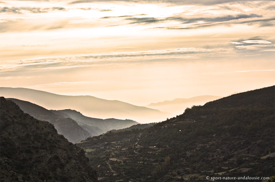 Climat - Andalousie - Sierra Nevada