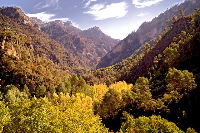 Sierra de Cazorla - nature andalouse